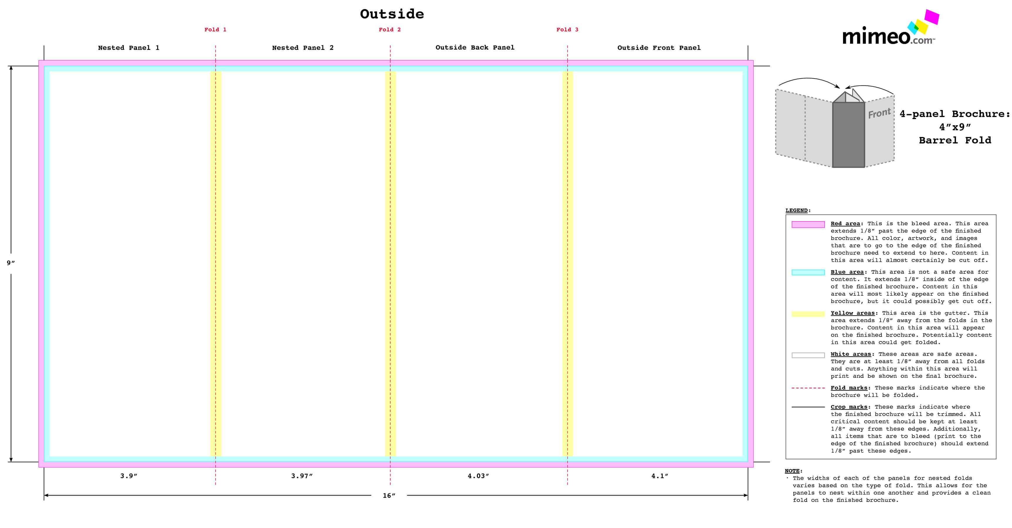 Dreaded Quad Fold Brochure Template Ideas 11X17 Microsoft Inside Quad Fold Brochure Template