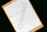 Drug Card Template | Nrsng in Med Cards Template