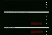 免费Cleaning Report | 样本文件在Allbusinesstemplates inside Cleaning Report Template
