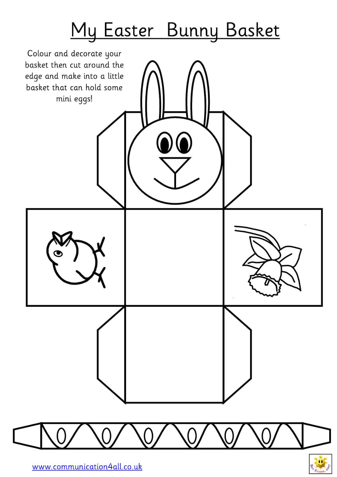 Easter Card Templates Ks2 – Hd Easter Images Throughout For Easter Card Template Ks2