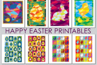 Easter Free Printables, Art & Craft Projects For Kids – The with Easter Card Template Ks2