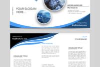 Editable Brochure Template Word Free Download   Brochure throughout Booklet Template Microsoft Word 2007