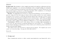Elsevier – Default Template For Elsevier Articles Template Within Academic Journal Template Word