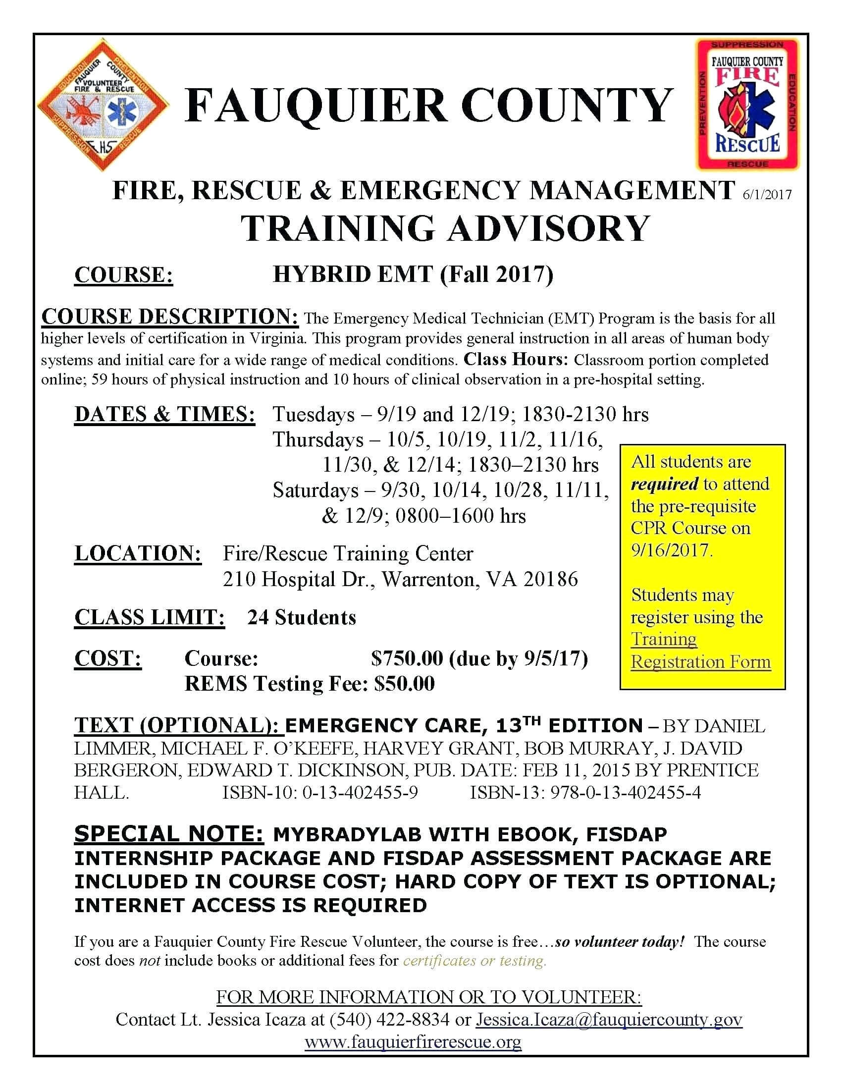 Emt Certificate Template – Jackpotprint.co pertaining to Fire Extinguisher Certificate Template