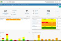 Enterprise Risk Management App | Erm Software Solutions for Enterprise Risk Management Report Template