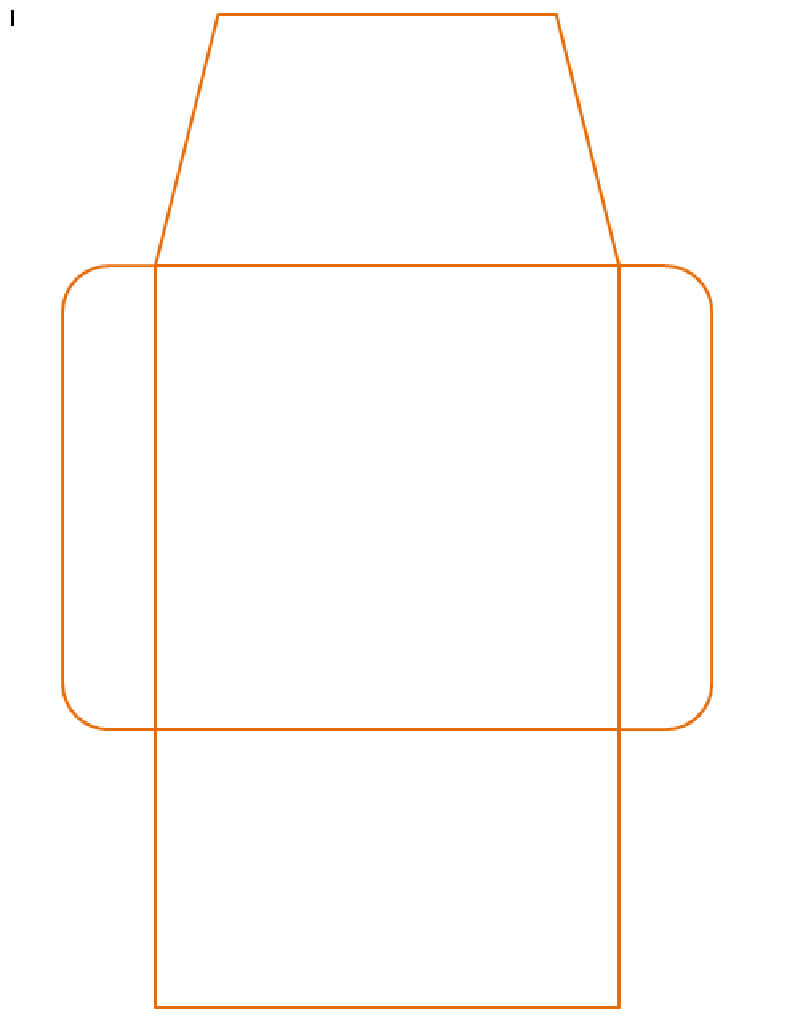 Envelope Template | Card Making Templates, Envelope, Paper Inside Envelope Templates For Card Making