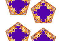 Epbot: Diy Chocolate Frog Ornaments For Your Tree! for Chocolate Frog Card Template