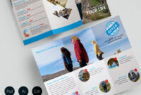 Examples Of Tri Fold Travel Brochure Front And Back Page in Travel Brochure Template Ks2