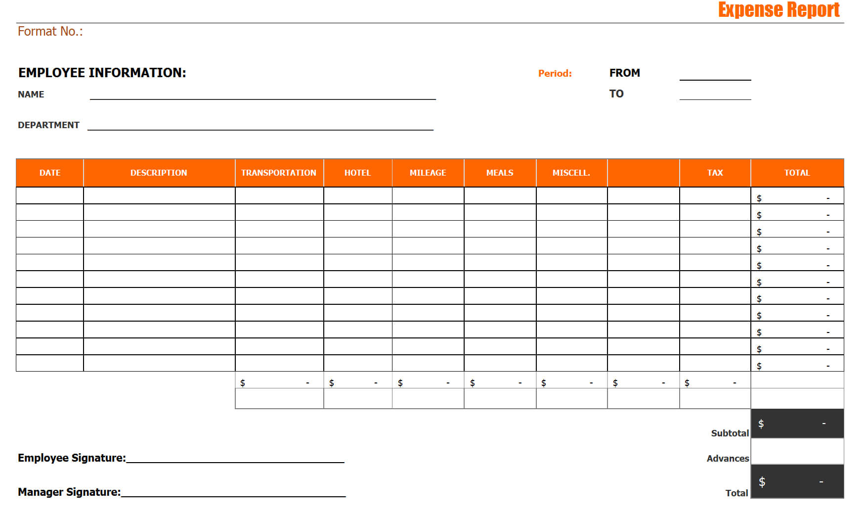 Expense Report Spreadsheet Forms For Mac Template Excel with Expense Report Template Xls