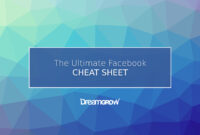 Facebook Cheat Sheet: All Sizes, Dimensions, And Templates inside Facebook Banner Size Template
