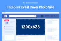 Facebook Event Photo Size (2019) + Free Templates & Guides inside Facebook Banner Size Template