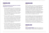 Fact Sheet Templates – Word Excel Samples with regard to Fact Sheet Template Microsoft Word