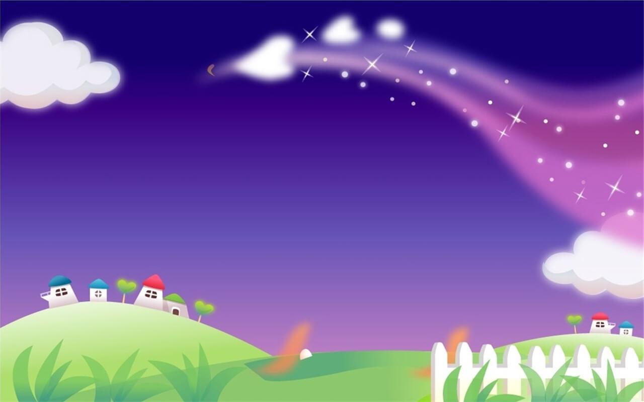 Fairy Tale Mood Powerpoint Backgrounds_Best Powerpoint throughout Fairy Tale Powerpoint Template