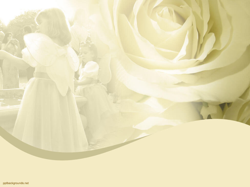 Fairy Wedding Backgrounds For Powerpoint - Love Ppt Templates with Fairy Tale Powerpoint Template