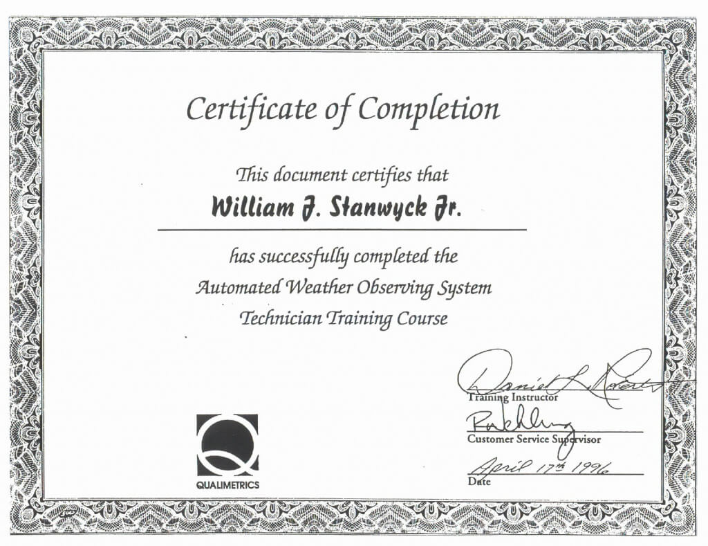 Fall Protection Certificate Template Proper Oshacademy Free Inside Fall Protection Certification Template