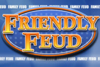 Family Feud Customizable Powerpoint Template – Youth within Family Feud Powerpoint Template With Sound
