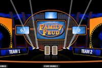Family Feud | Rusnak Creative Free Powerpoint Games regarding Family Feud Game Template Powerpoint Free