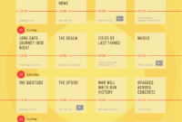 Film Festival Day Schedule Template / #event #poster pertaining to Film Festival Brochure Template