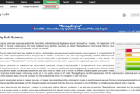 Firewall Security Audit | Firewall Configuration Analysis Tool with regard to Data Center Audit Report Template