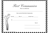 First Communion Banner Templates | Printable First Communion for First Communion Banner Templates