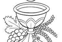 First Communion Chalice And Host And A Few Other First regarding Free Printable First Communion Banner Templates