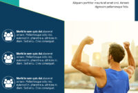 Fitness Membership Flyer Template regarding Membership Brochure Template