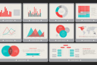 Flat Vintage Powerpoint Dashboard intended for Powerpoint Dashboard Template Free