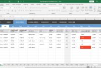 Fleet Management Spreadsheet Excel regarding Fleet Report Template