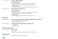 Flight Attendant Resume Sample & Guide [With Skills & More] throughout Fit To Fly Certificate Template