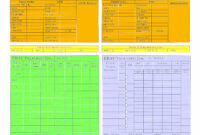 Flight Planning within Compass Deviation Card Template