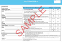 Flues In Voids | Flat Roof Inspection Report Template – A within Defect Report Template Xls