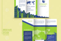 Folded Pamphlet Template – Major.magdalene-Project with regard to 4 Fold Brochure Template Word
