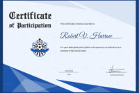 Football Award Certificate Template With Regard To Football Certificate Template
