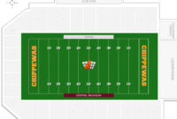 Football Field Template Printable | Free Download Best intended for Blank Football Field Template