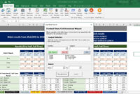 Football, Soccer Betting Odd Software. Microsoft Excel Spreadsheet. Auto  Results pertaining to Football Betting Card Template
