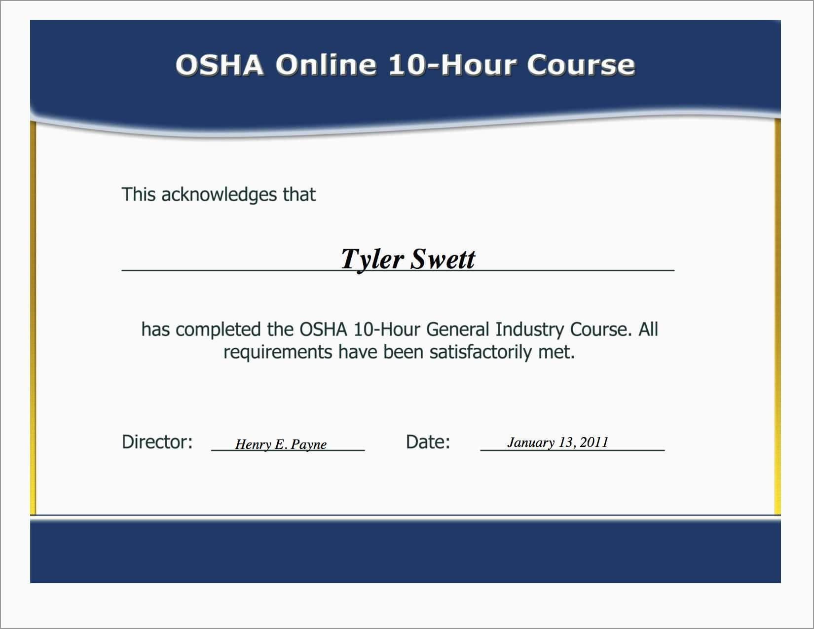Forklift Certification Classes Nj | Urbancurlz - Free With Forklift Certification Template