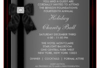 Formal Event Invitation Card Sample – Google Search throughout Event Invitation Card Template