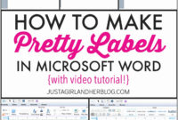Formtec Label Template In Microsoft Word – Prahu Pertaining To Microsoft Word Sticker Label Template