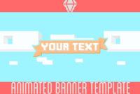 Free Animated Banner | Template | Liquiddiamondd with regard to Animated Banner Template