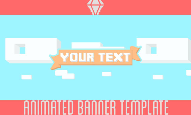 Free Animated Banner   Template   Liquiddiamondd with regard to Animated Banner Templates