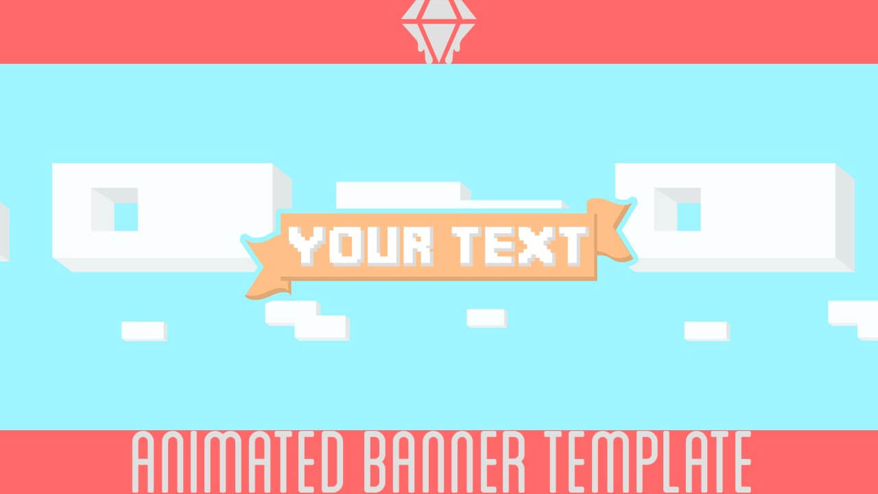 Free Animated Banner | Template | Liquiddiamondd With Regard To Animated Banner Templates