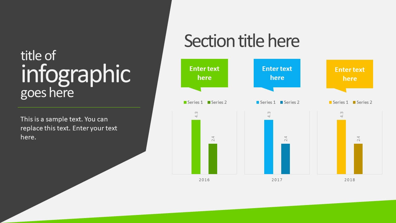 Free Animated Business Infographics Powerpoint Template In Powerpoint Sample Templates Free Download