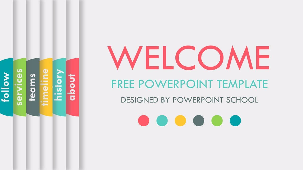 Free Animated Powerpoint Slide Template within Powerpoint Slides Design Templates For Free