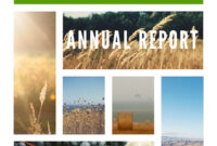Free Annual Report Templates & Examples [6 Free Templates] Pertaining To Annual Report Template Word Free Download