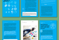 Free Artist-Made Templates Now In Indesign | Creative Cloud regarding Ind Annual Report Template