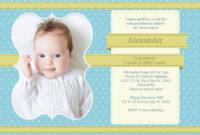 Free Baptism Invitation Template : Free Baptism Invitation with Free Christening Invitation Cards Templates