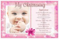 Free Baptism Invitation Templates Printable for Free Christening Invitation Cards Templates