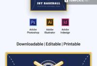 Free Baseball Card   Card Templates & Designs 2019 throughout Baseball Card Template Microsoft Word