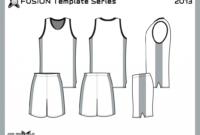 Free Basketball Jersey Template, Download Free Clip Art for Blank Basketball Uniform Template