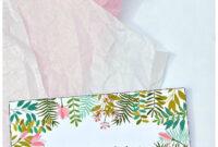 Free Birthday Card   Free Birthday Card, Printable Cards regarding Foldable Birthday Card Template